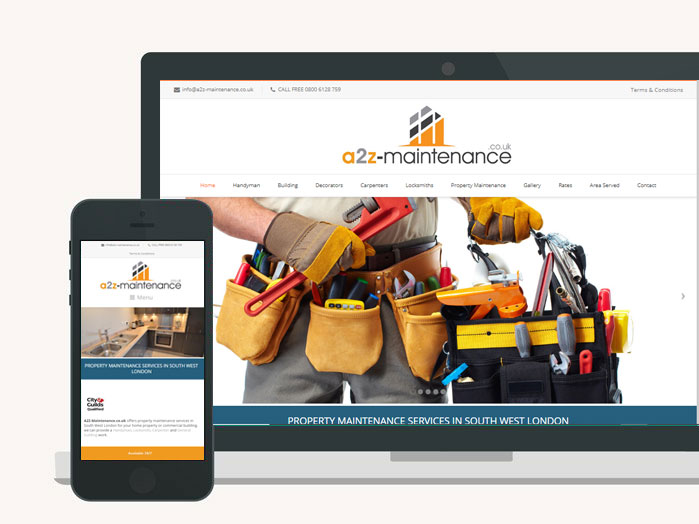 Cheap Affordable Website Design Company South Africa Small Business